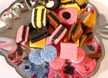 British Licorice Allsorts