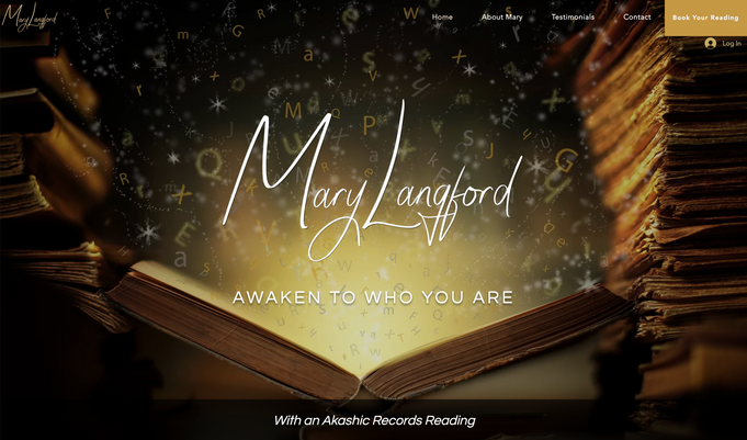 Awaken To Who You Are | Mary Langford