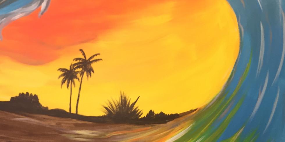 Virtual Artsy Party!-Island In My Mind