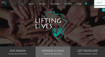 Lifting Lives in Kenya
