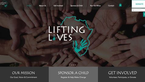 Lifting Lives in Kenya