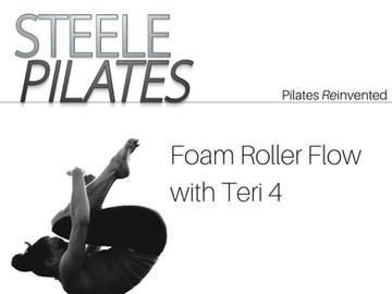 Steele Pilates Foam Roller Flow with Teri 4