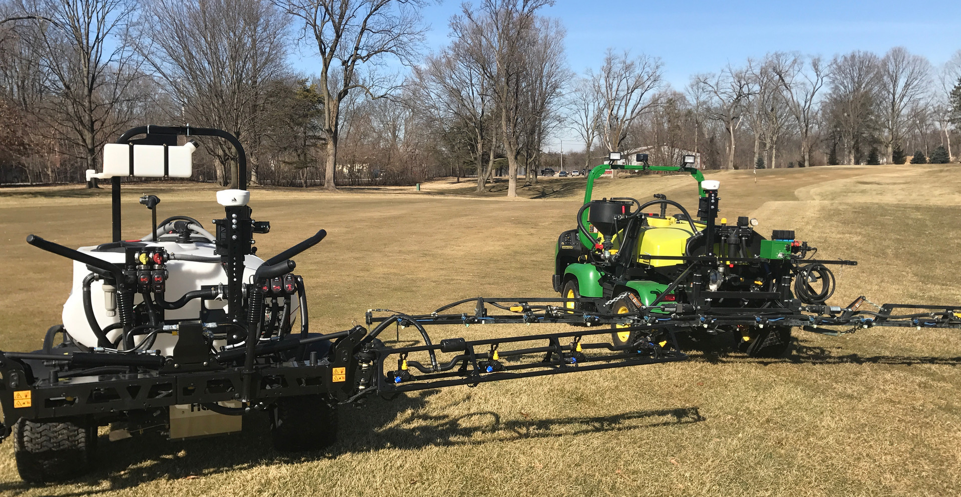 Golf Course Systems