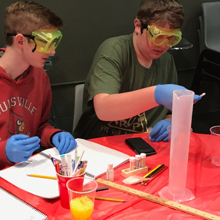 Homeschool Science Biology & Chemistry Two Day Lab Intensives - Franklin, Tennessee