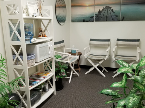Private Waiting Room