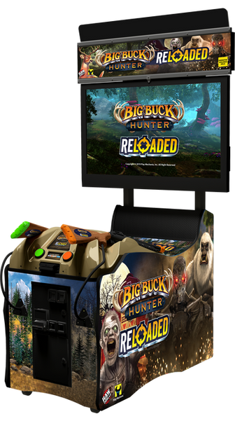 Big Buck Hunter® Reloaded™