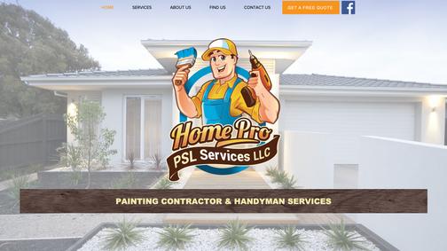 Home Pro | PSL Services LLC