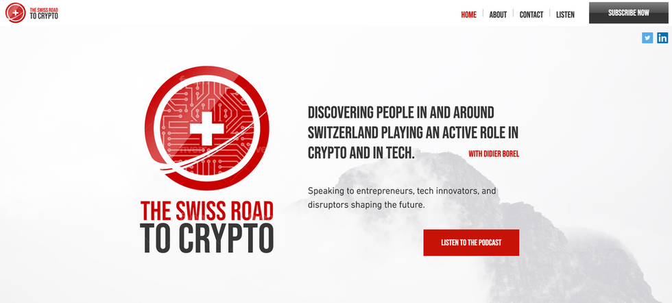 The Swiss Road To Crypto