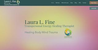 Laura L. Fine   Transpersonal Energy Healing Therapist