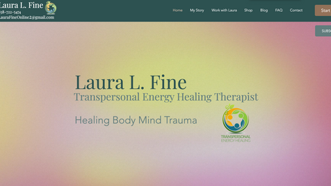 Laura L. Fine | Transpersonal Energy Healing Therapist