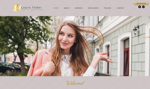 Laura Yoder Hair Designs