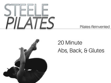20-Min   Abs, Back, & Glutes