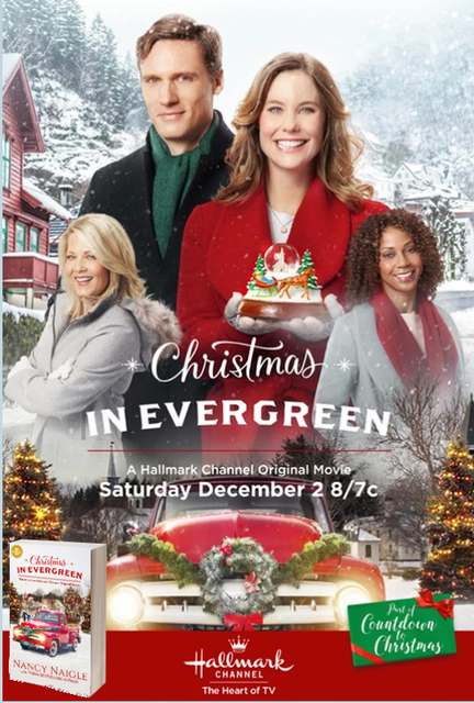 Christmas In Evergreen Movie