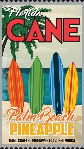 Florida CANE Palm Beach Pineapple