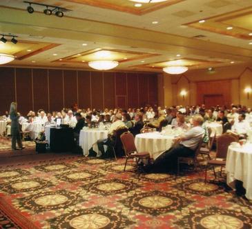 Karen Storsteen teaching Intuitive Leadership Seminar