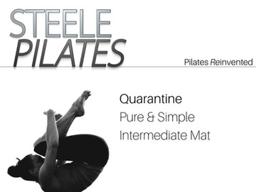Pure & Simple Intermediate Mat