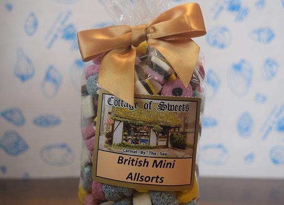 British Licorice Mini Allsorts