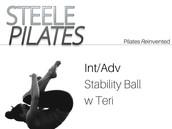 Int/Adv Stability Ball w Teri