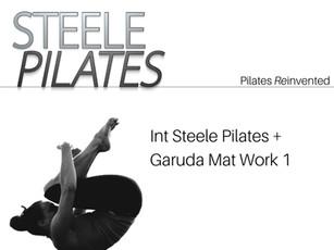 - Intermediate Steele Pilates + Garuda Mat Work 1