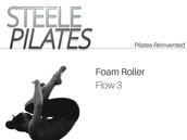 Foam Roller Flow 3