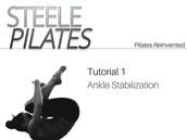 Tutorial 1   Ankle Stabilizer