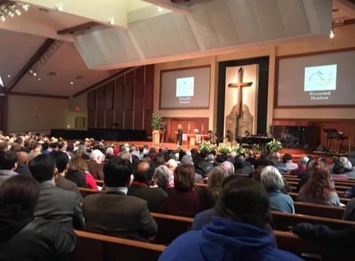 Dr. Heath, Neighborhood Seminary leads Bi-District Training Day in Virginia