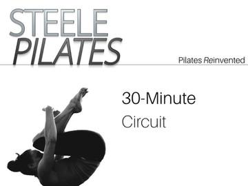 Steele Pilates 30 Minute Circuit with Teri