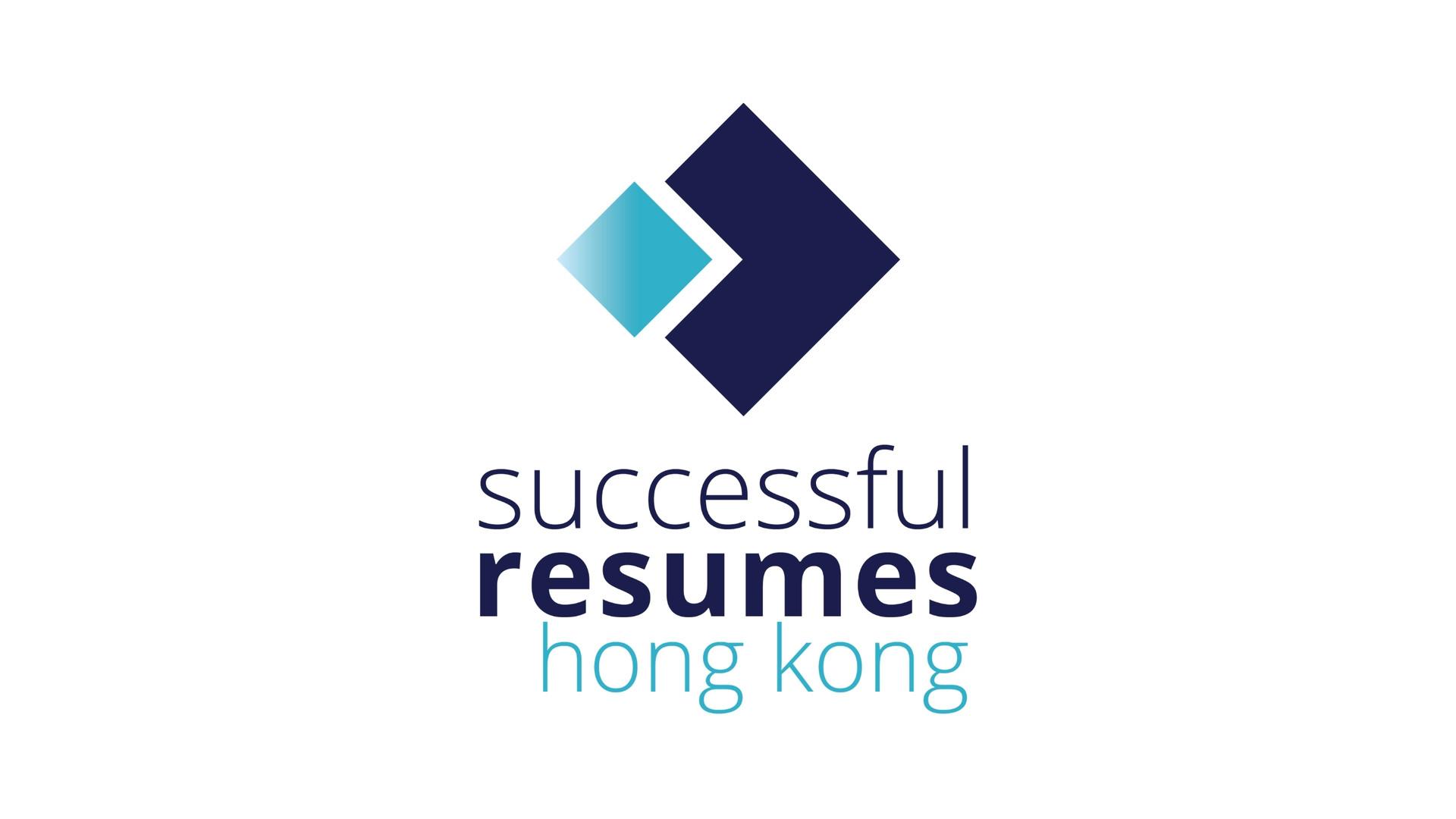 Successful Resumes Hong Kong