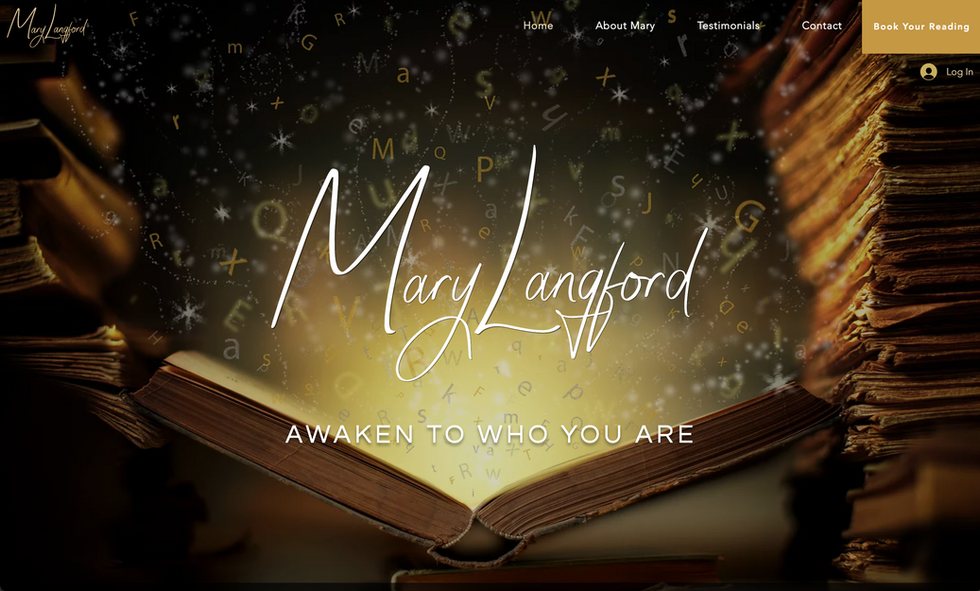 Mary Langford | Awake To Who You Are