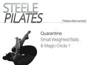 Small Weighted Balls & Magic Circle 1