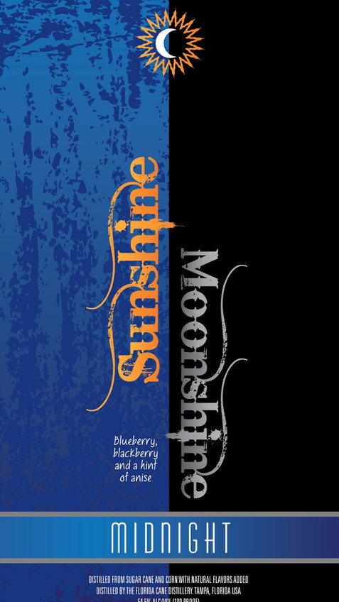 SUNSHINE MOONSHINE - MIDNIGHT