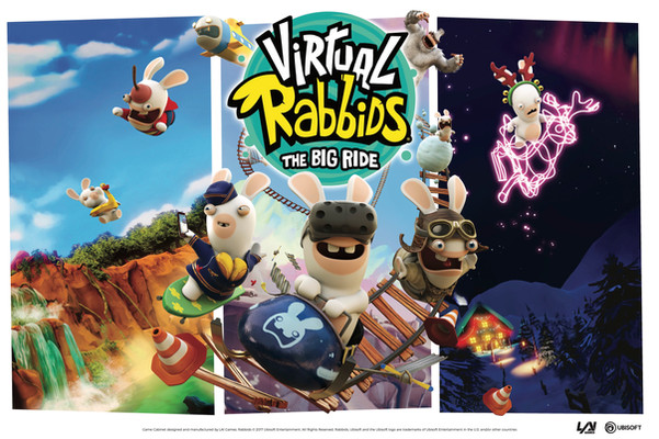 Virtual Rabbids The Big Ride