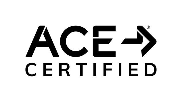 ACE Certfied