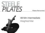 48 Minute Intermediate Weighted Mat