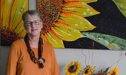 Kim and Sunflowers.jpg