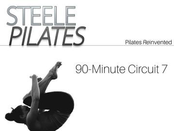 Steele Pilates 90 Minute Circuit 7