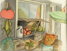 Fresh Produce - Chincoteaque Island, VA