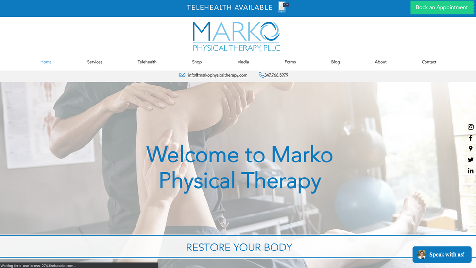 Marko Physical Therapy