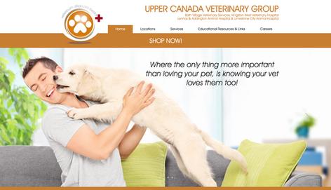 Upper Canada Veterinary Group