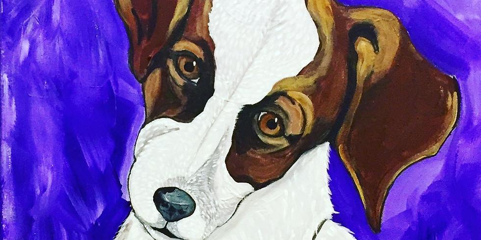 Paint Your Pet - Public Artsy Party