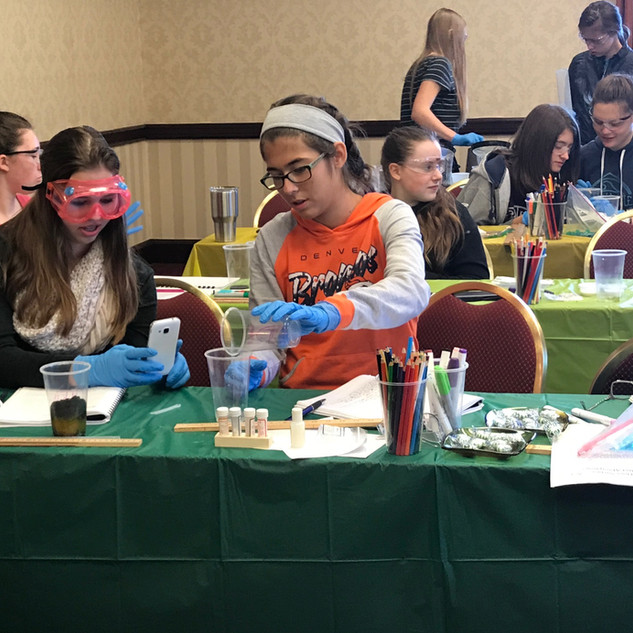 Homeschool Science Biology & Chemistry Two Day Lab Intensives - Sterling, Virginia & Indianapolis, Indiana