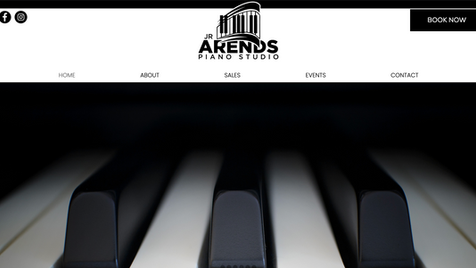 Jr. Arends Piano Studio
