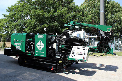 A Sonic Drilling Rig Has Joined Our Drilling Equipment Family