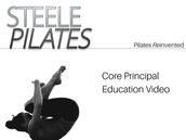 Core Principal Education Video   $25