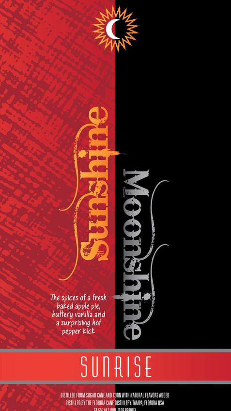 SUNSHINE MOONSHINE - SUNRISE