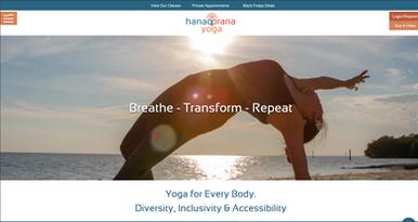 Hanaq Prana Yoga Studio