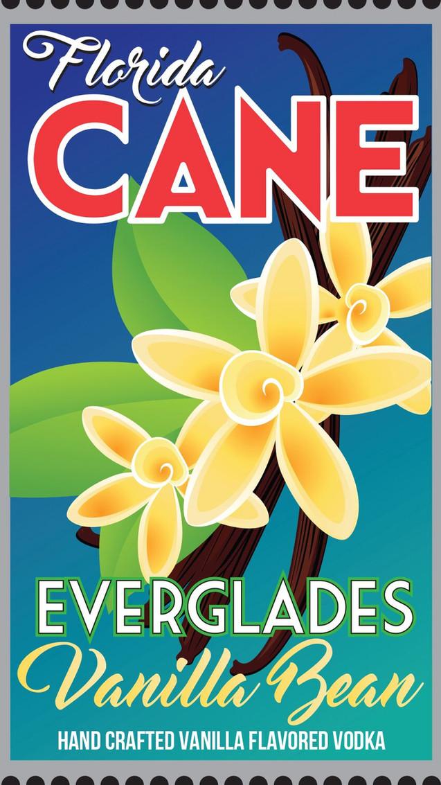 Florida CANE Everglades Vanilla Bean Vodka