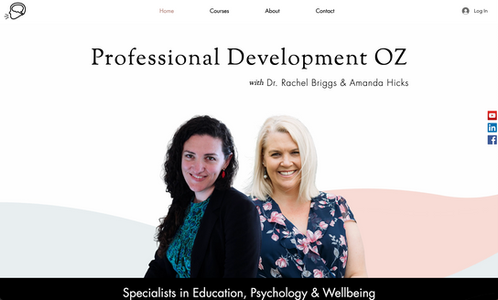Professional Development OZ