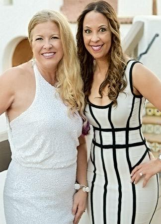 #GlamGirlBoss Founders Stacie Simons Segall & Melanie Edwards
