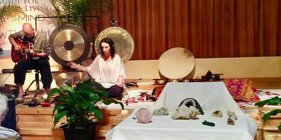 Sound Healing Solstice Ceremony